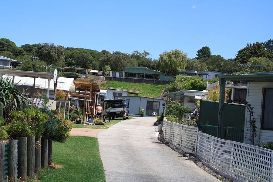 About The Park | Glenvue Holiday